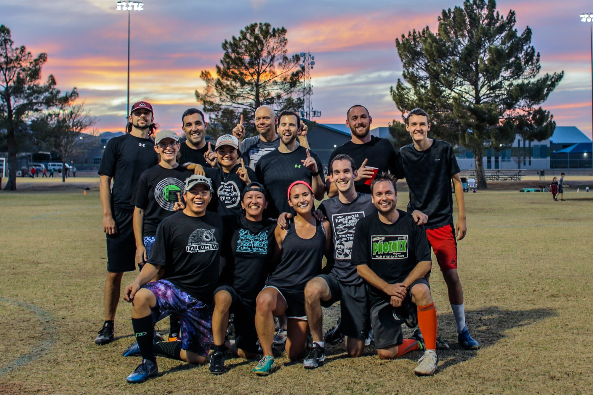 B League Champions, photo by Stephen So