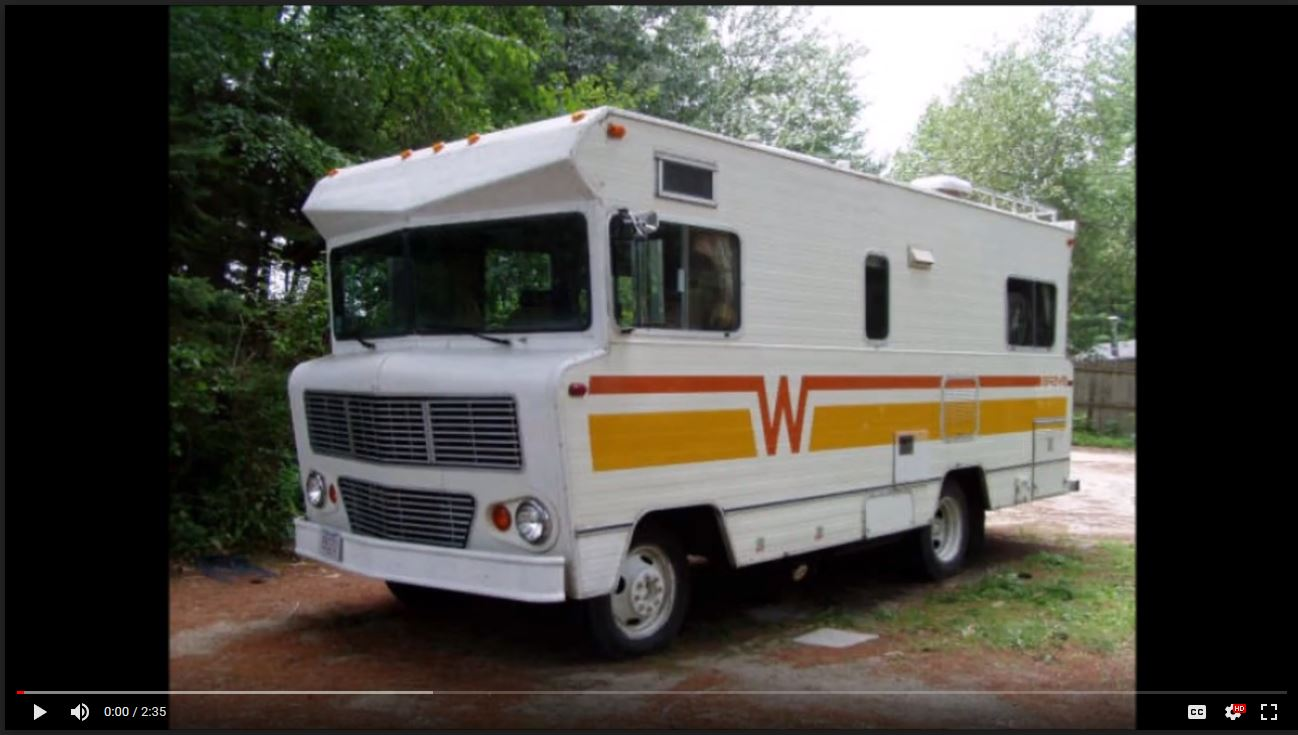PHX Metro's Winnebago