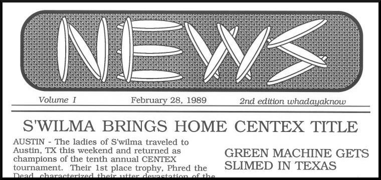 VOTS News 2/28/89