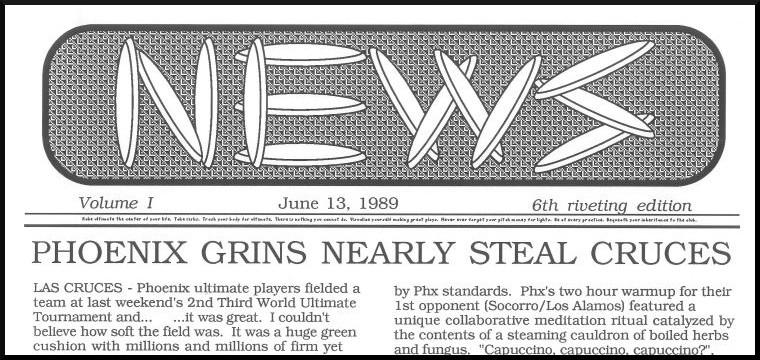 VOTS News 6/13/89